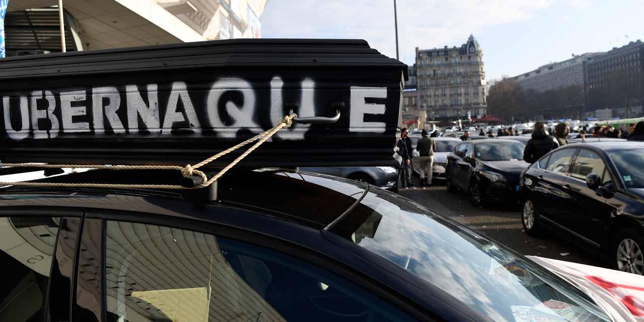 La greve des vtc revelatrice des defis poses par l uberisation