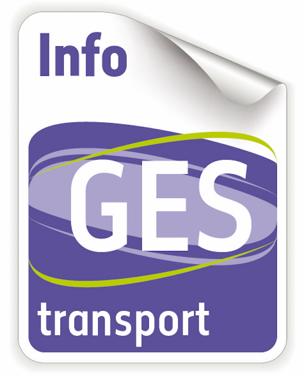 Logo info ges transport