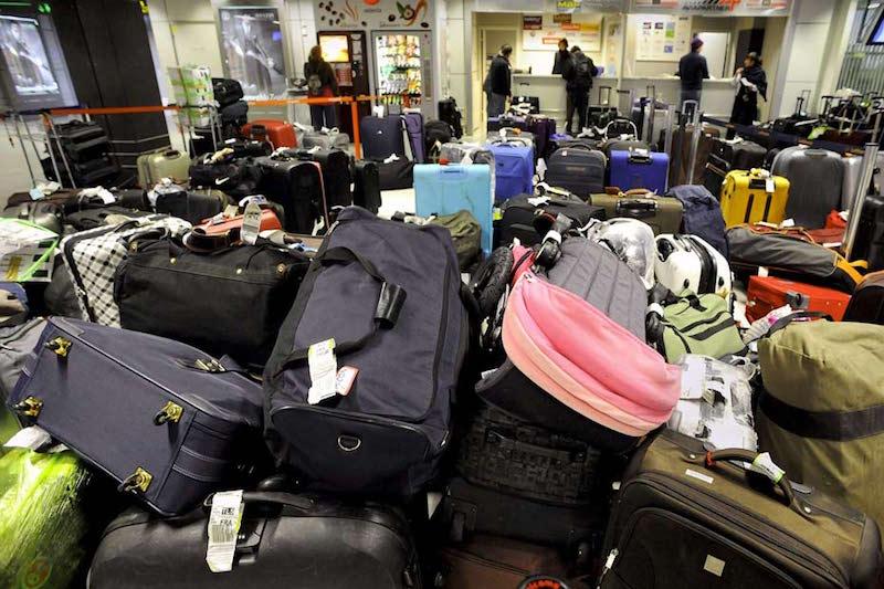 Sos bagages en perdition