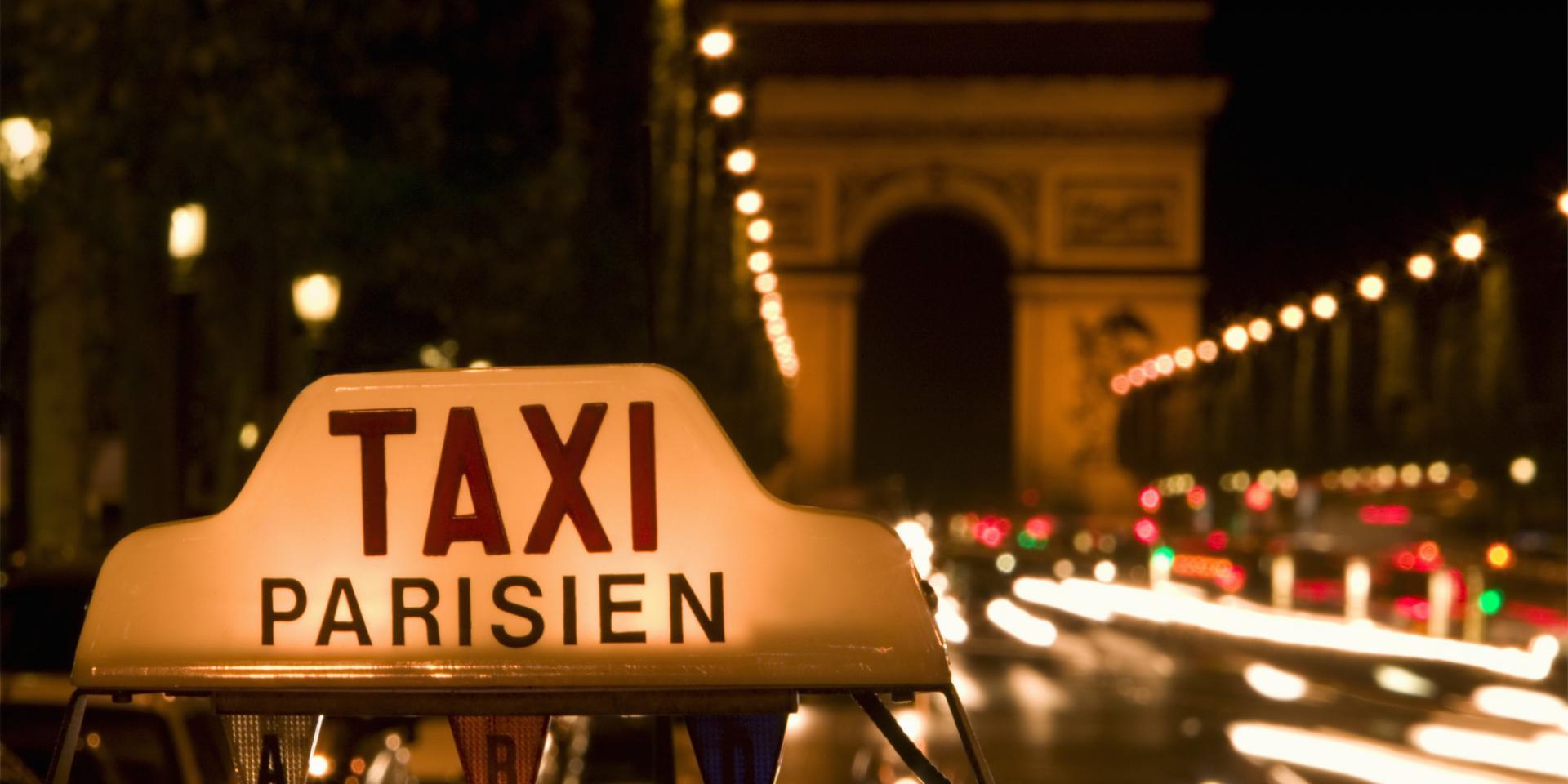 Taxi parisien sat31
