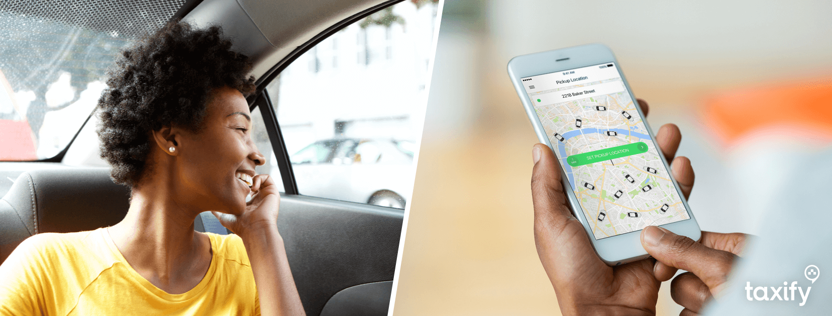 Taxify vs chauffeur sat 31