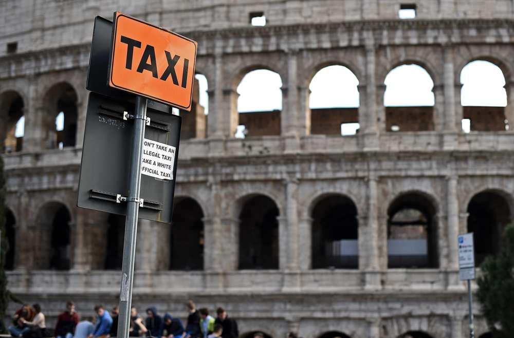 Uber italie sat31